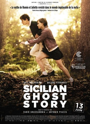SICILIAN GHOST STORY affiche