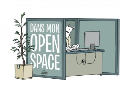 Dans mon open space – James