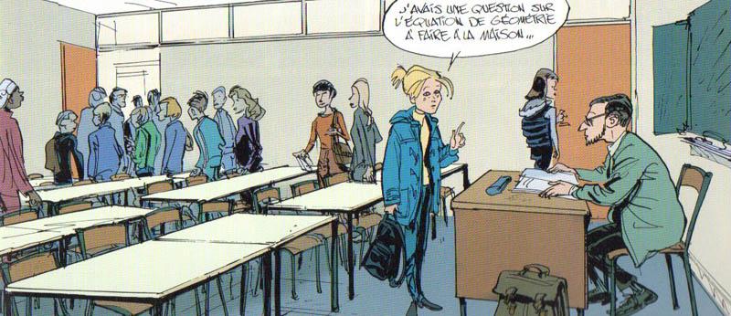 Le Troisième Œil – t.1 : Le sommeil empoisonné - Didier Tronchet & Baron Brumaire