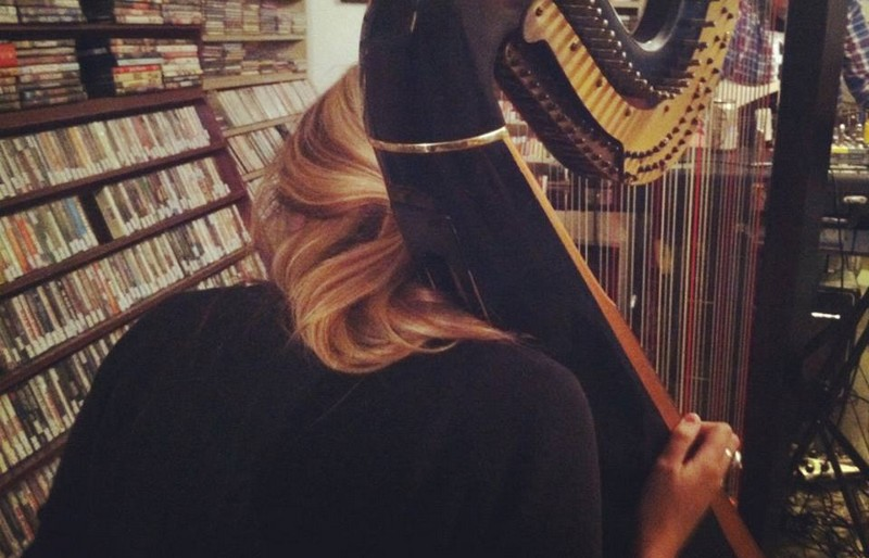 Mary Lattimore - Harpist