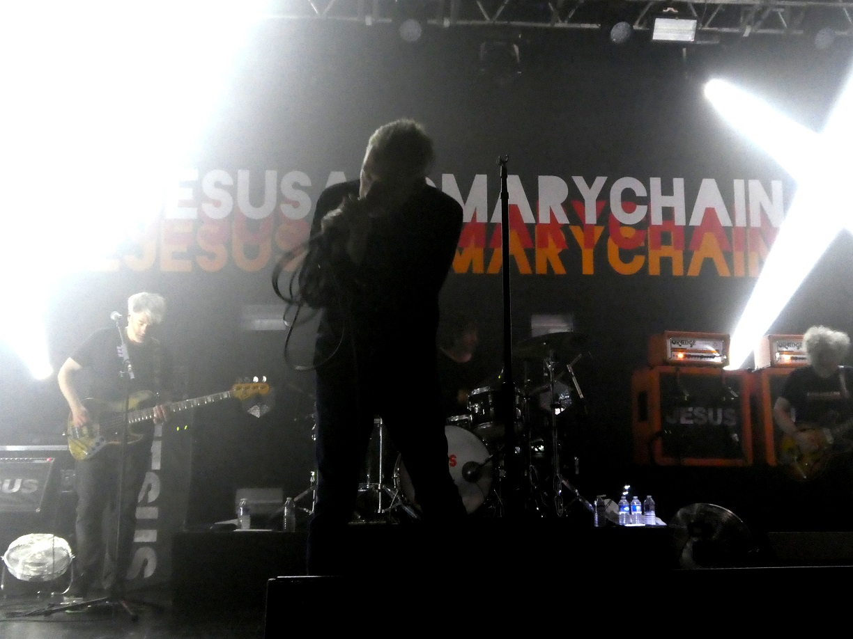 Concert The Jesus & Mary Chain à Paris - Le Trianon