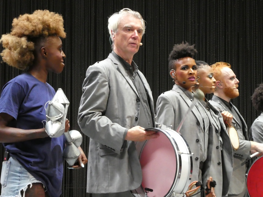David Byrne Philharmonie