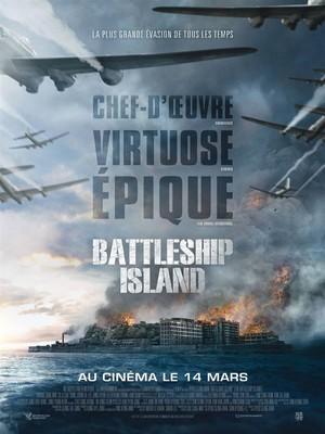 Battleship Island affiche