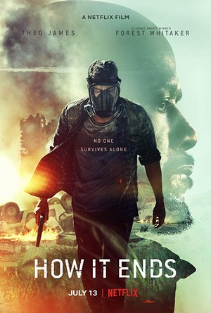 How It Ends Affiche