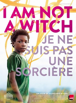 I Am Not A Witch affiche