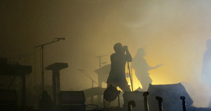 Nine Inch Nails.(photo MM)