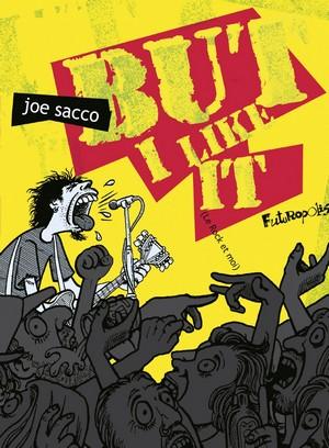 JOE SACCO But I like it couv