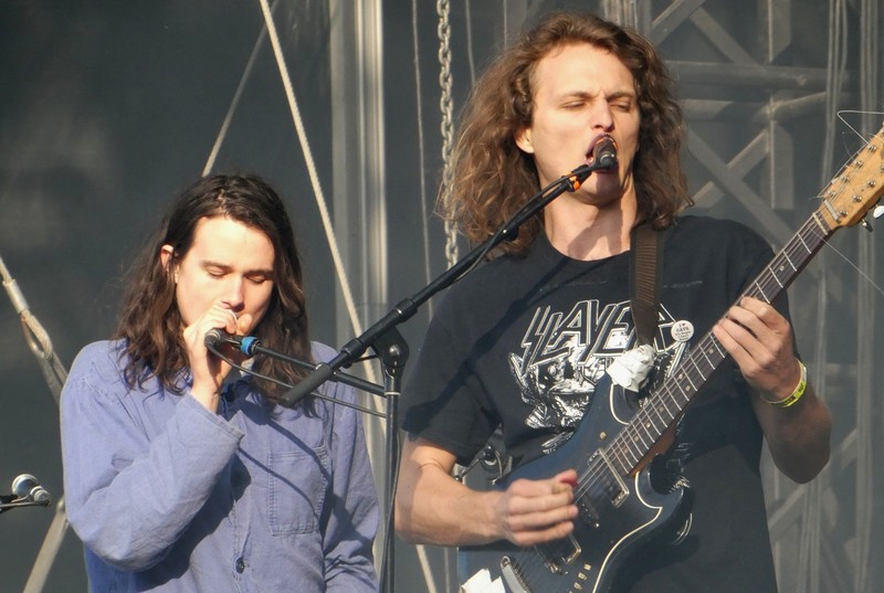 King gizzard rock en seine 2018