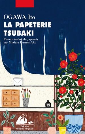 La papeterie Tsubaki de Ito Ogawa
