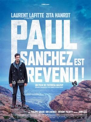 Paul Sanchez Est Revenu affiche