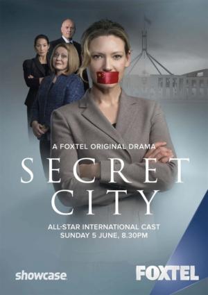 Secret City affiche