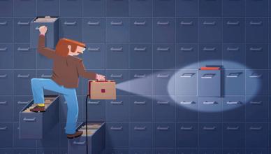 Jean Doux et le mystère de la disquette molle – Philippe Valette
