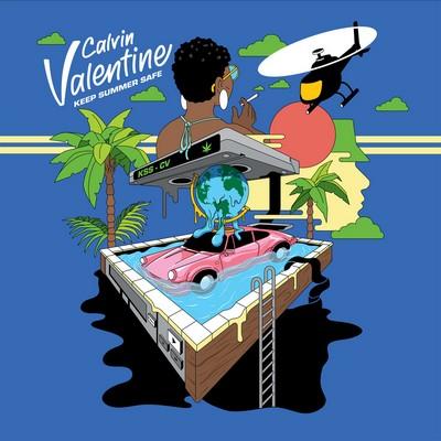 Calvin Valentine – Keep Summer Safe