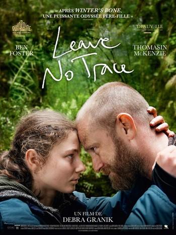 Leave No Trace Affiche