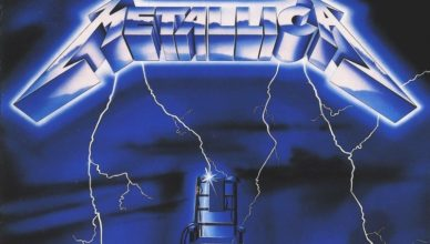 Metallica - Ride the Lightning home