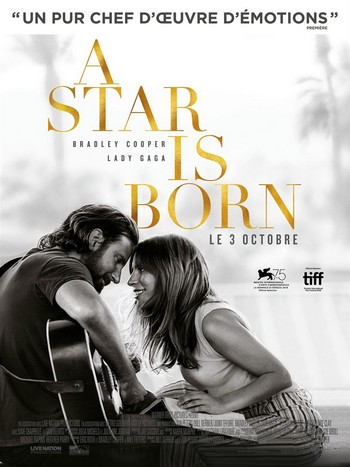 A Star Is Born Affiche