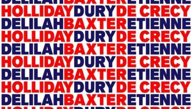 Baxter Dury & Etienne de Crecy & Delilah Holliday – B.E.D