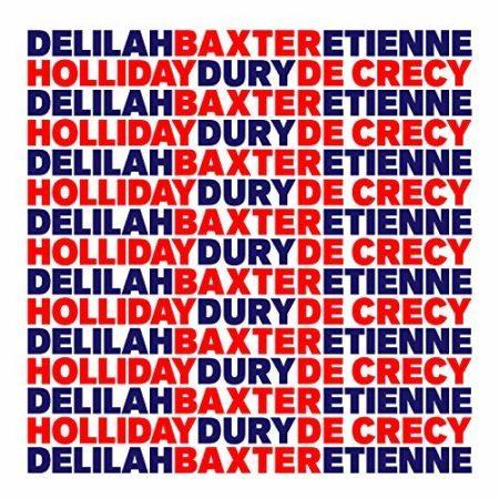 Baxter Dury & Etienne de Crecy & Delilah Holliday - B.E.D