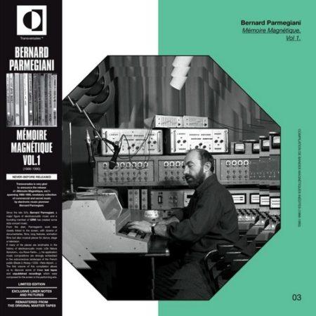 Bernard Parmegiani – Mémoire Magnetique Vol1