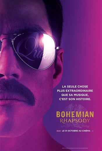 Bohemian Rhapsody Affiche