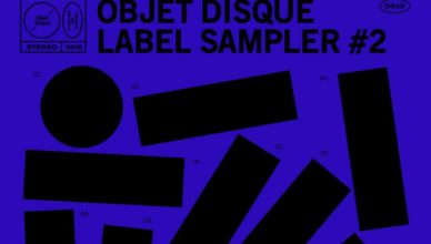Objet Disque sampler 2