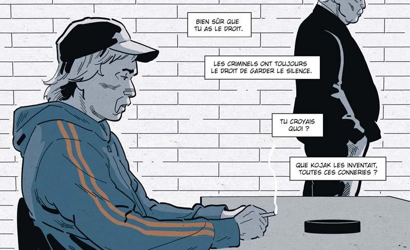 Homicide, tome 3 – Philippe Squarzoni