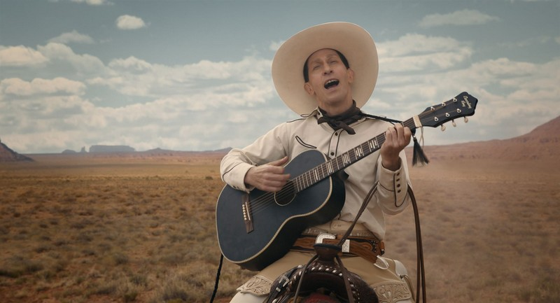 La Ballade de Buster Scruggs photo