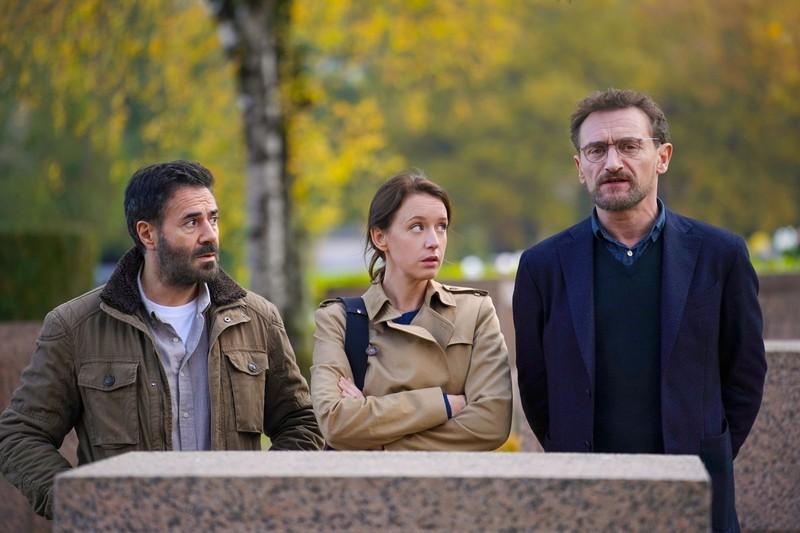 Lola et ses frères : Photo Jean-Paul Rouve, José Garcia, Ludivine Sagnier