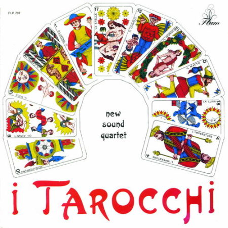 New Sound Quartet - I Tarocchi