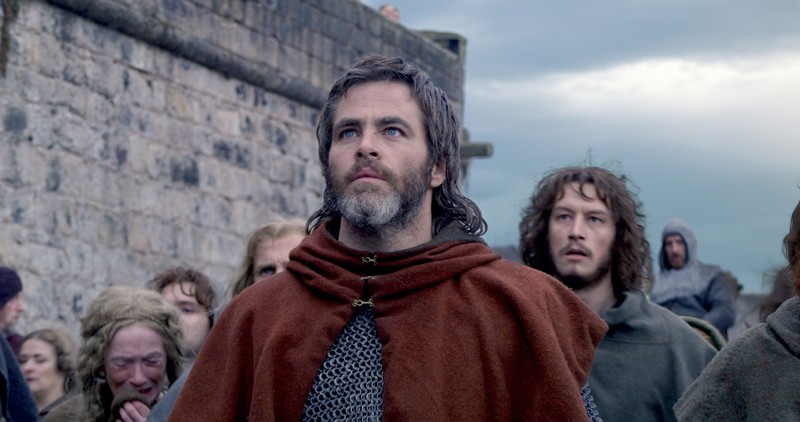 Outlaw King Le roi hors-la-loi Photo Chris Pine