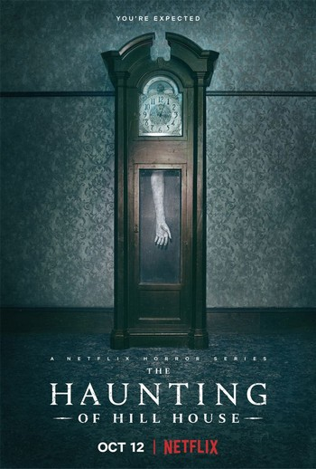 The Haunting of Hill affiche