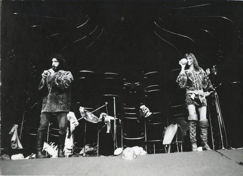 Brigitte Fontaine & Areski Belkacem