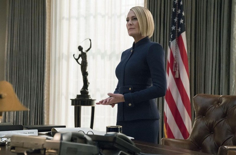House of Cards - Photo Robin Wright
