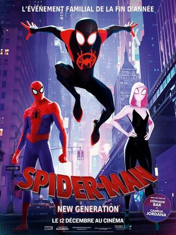 Spider-Man New Generation