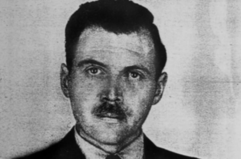 Josef Mengele 1956