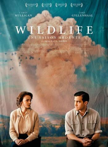 Wildlife - Une saison ardente affiche