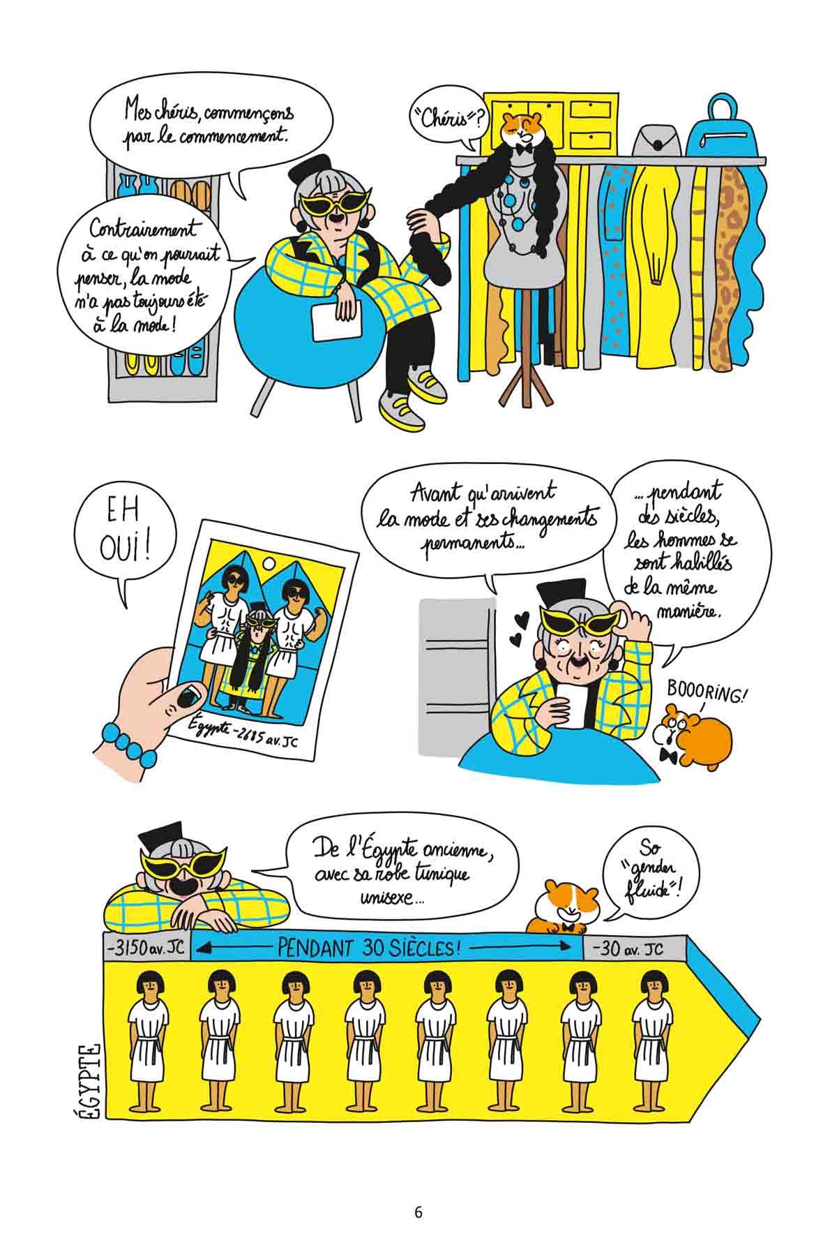Des idées dans la garde-robe – Juliette Ihler et Cécile Dormeau