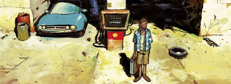 Essence – Fred Bernard Benjamin Flao