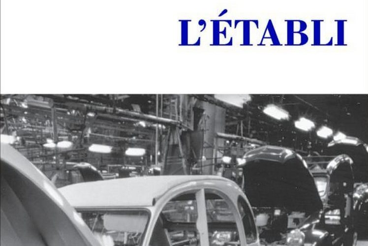 """L'établi"" de Robert Linhart"