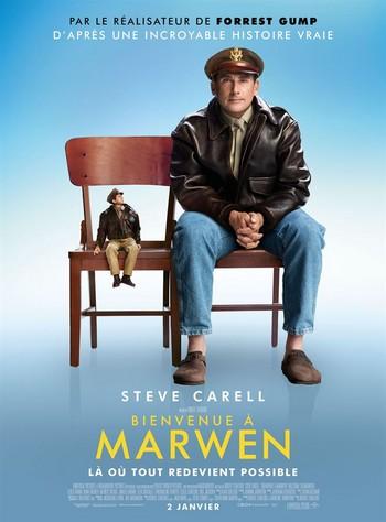 Bienvenue à Marwen affiche
