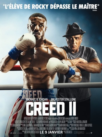 Creed II Affiche