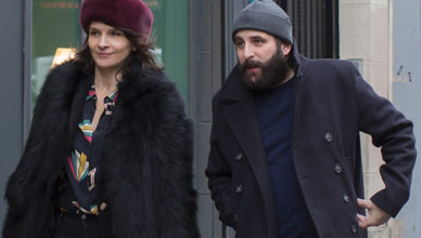 Doubles vies : Photo Juliette Binoche, Vincent Macaigne