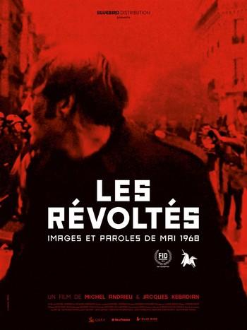 LES RÉVOLTÉS - Michel Andrieu, Jacques Kebadian