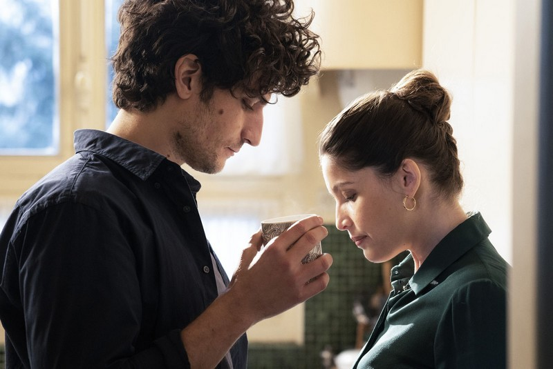 L'Homme Fidèle Photo Laetitia Casta, Louis Garrel