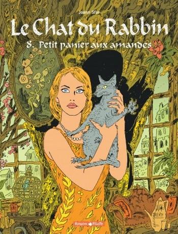 Le Chat du Rabbin Tome 8, Petit panier aux amandes