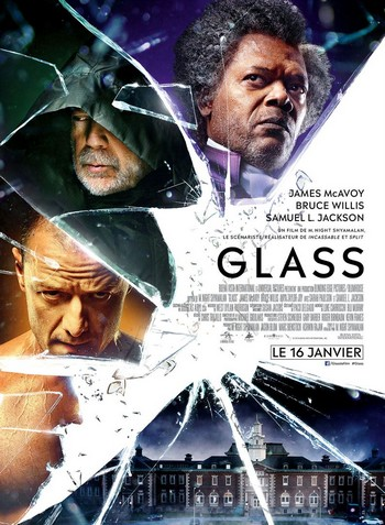 glass affiche