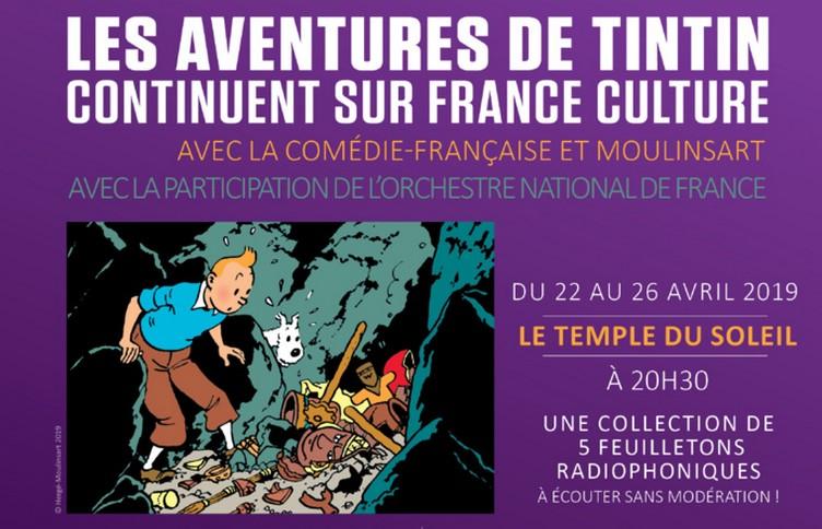Trouvailles autour de Tintin (deuxième partie) - Page 2 Tintin-radio