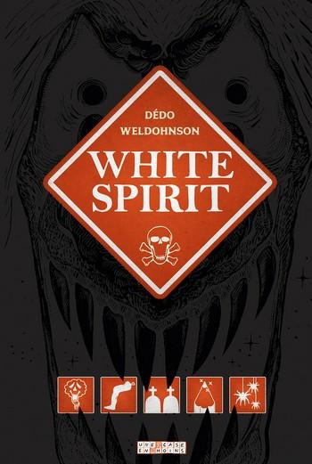 white Spirit couv