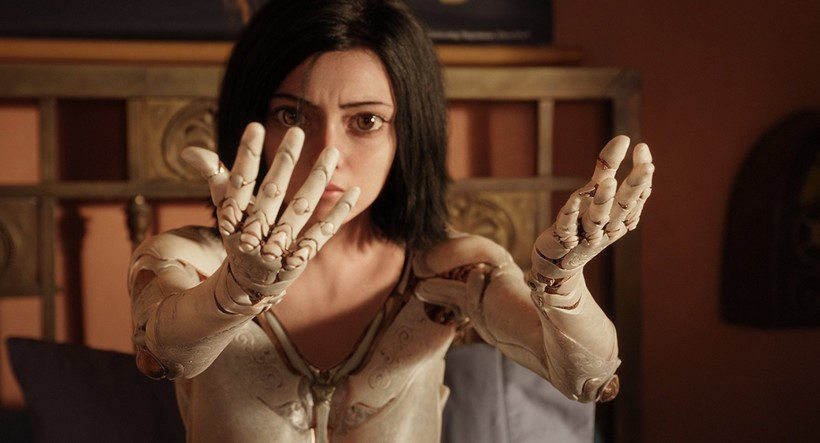 Alita  Battle Angel photo