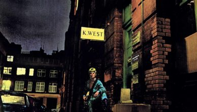 David Bowie -The Rise and Fall of Ziggy Stardust and the Spiders From Mars